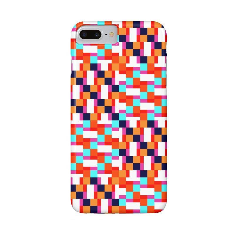 Geometric Design Series 4, Poster 9 (Version 2) Accessories Phone Case by Madeleine Hettich Design & Illustration