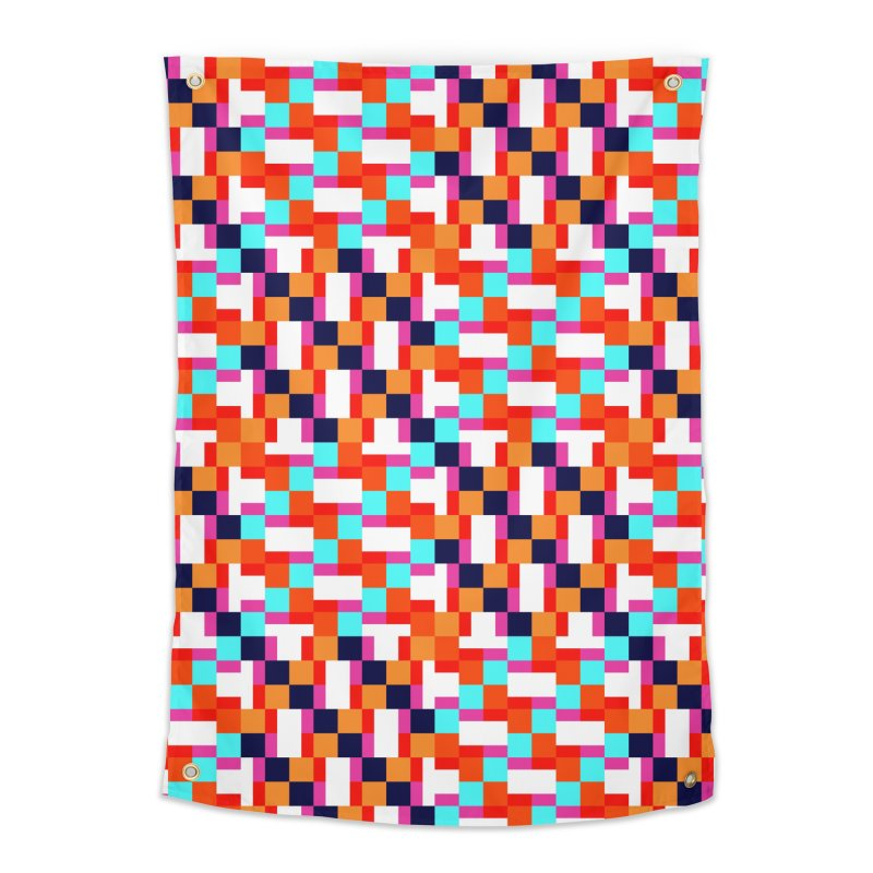 Geometric Design Series 4, Poster 9 (Version 2) Home Tapestry by Madeleine Hettich Design & Illustration