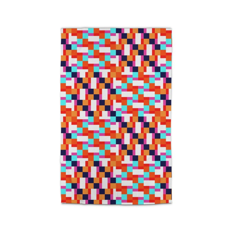 Geometric Design Series 4, Poster 9 (Version 2) Home Rug by Madeleine Hettich Design & Illustration