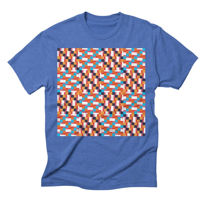 Geometric Design Series 4, Poster 9 Men's T-Shirt by Madeleine Hettich Design & Illustration