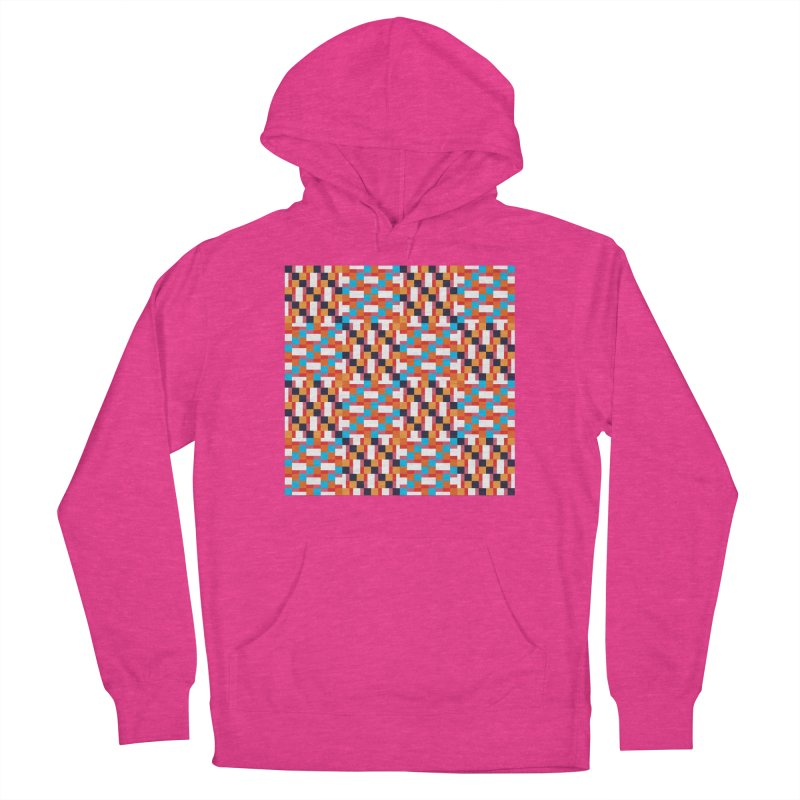 Geometric Design Series 4, Poster 9 Men's Pullover Hoody by Madeleine Hettich Design & Illustration