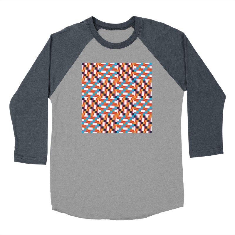 Geometric Design Series 4, Poster 9 Women's Longsleeve T-Shirt by Madeleine Hettich Design & Illustration