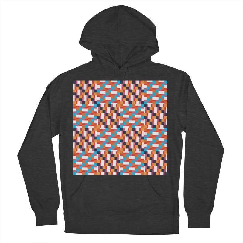 Geometric Design Series 4, Poster 9 Women's French Terry Pullover Hoody by Madeleine Hettich Design & Illustration