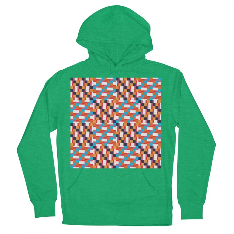Geometric Design Series 4, Poster 9 Men's French Terry Pullover Hoody by Madeleine Hettich Design & Illustration
