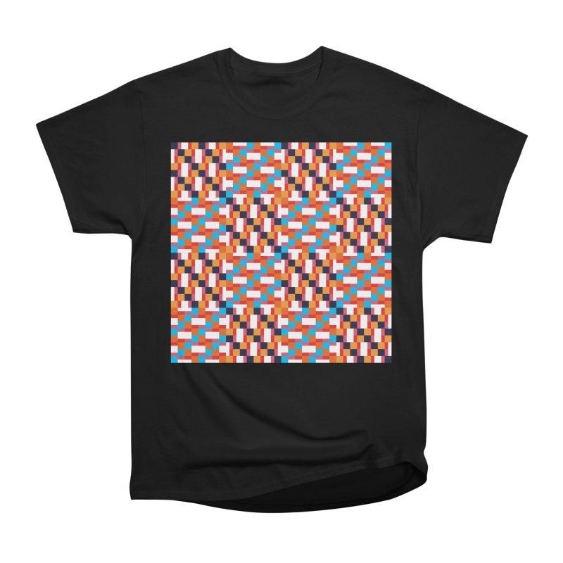 Geometric Design Series 4, Poster 9 Women's Heavyweight Unisex T-Shirt by Madeleine Hettich Design & Illustration