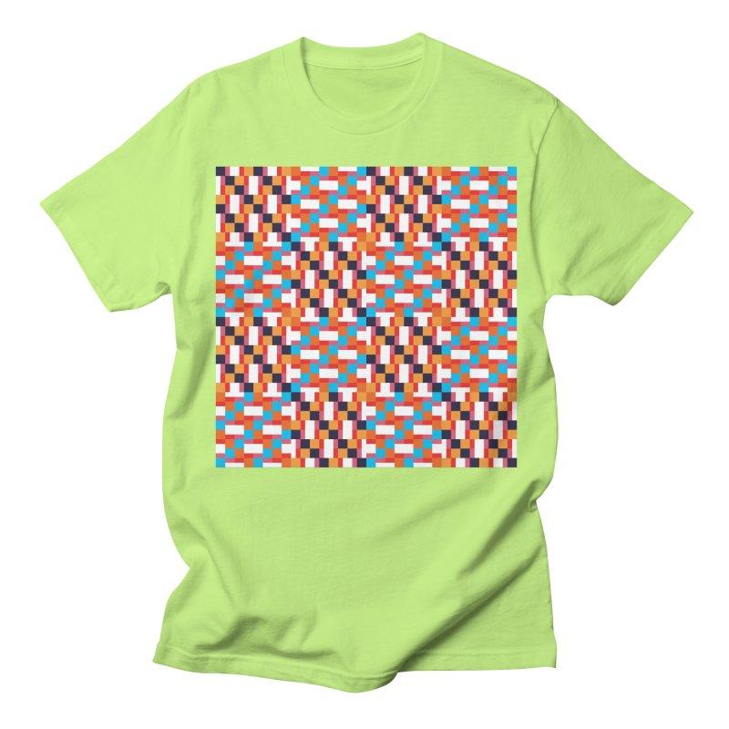 Geometric Design Series 4, Poster 9 Women's Regular Unisex T-Shirt by Madeleine Hettich Design & Illustration