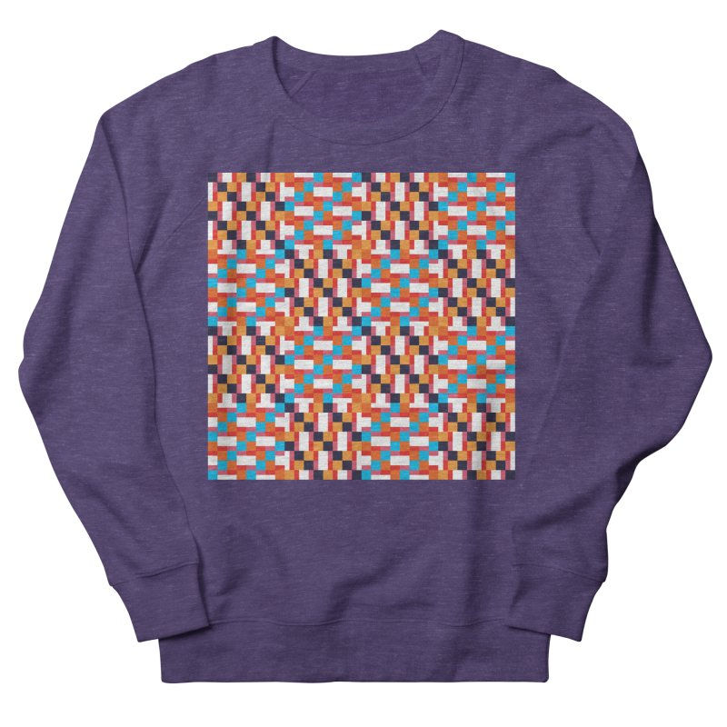 Geometric Design Series 4, Poster 9 Women's Sweatshirt by Madeleine Hettich Design & Illustration