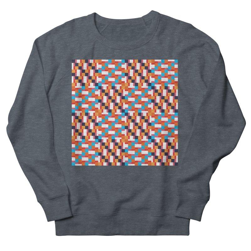 Geometric Design Series 4, Poster 9 Women's French Terry Sweatshirt by Madeleine Hettich Design & Illustration