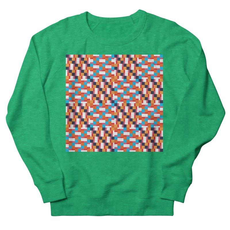 Geometric Design Series 4, Poster 9 Men's French Terry Sweatshirt by Madeleine Hettich Design & Illustration