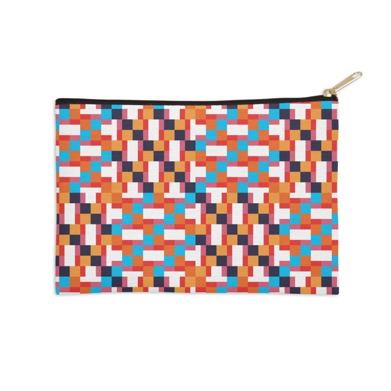 Geometric Design Series 4, Poster 9 Accessories Zip Pouch by Madeleine Hettich Design & Illustration