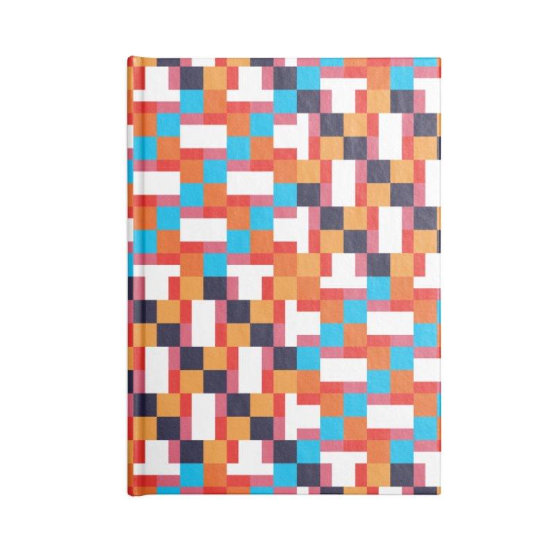 Geometric Design Series 4, Poster 9 Accessories Notebook by Madeleine Hettich Design & Illustration
