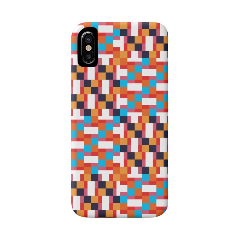 Geometric Design Series 4, Poster 9 Accessories Phone Case by Madeleine Hettich Design & Illustration