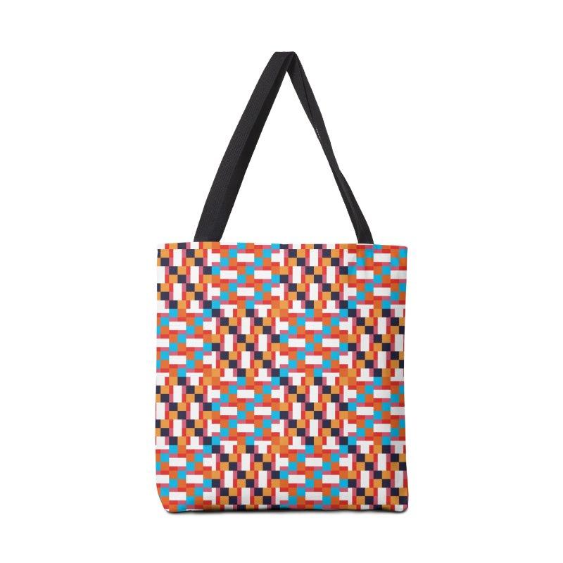 Geometric Design Series 4, Poster 9 Accessories Bag by Madeleine Hettich Design & Illustration