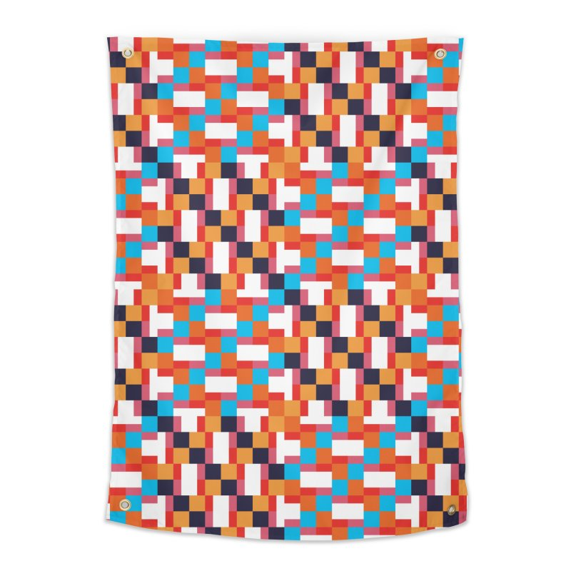 Geometric Design Series 4, Poster 9 Home Tapestry by Madeleine Hettich Design & Illustration
