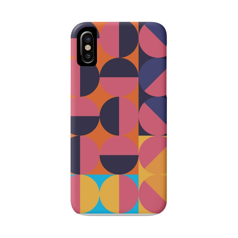 Geometric Design Series 4, Poster 8 Accessories Phone Case by Madeleine Hettich Design & Illustration