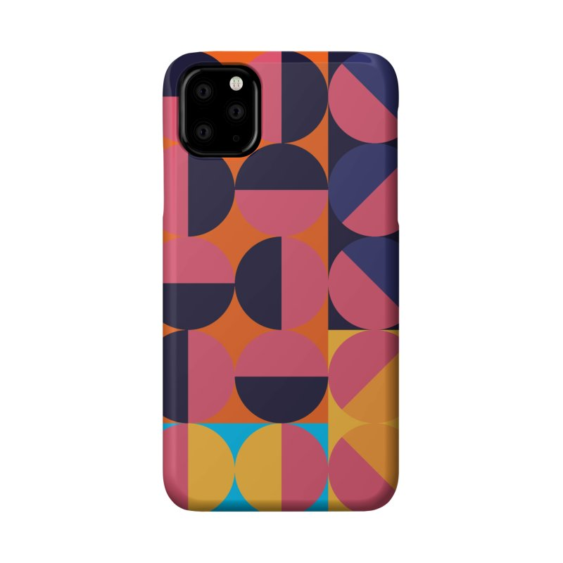 Geometric Design Series 4, Poster 8 Accessories Phone Case by Madeleine Hettich Design & Illustration