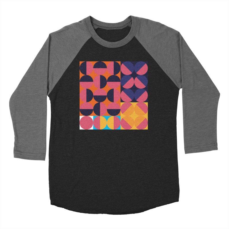 Geometric Design Series 4, Poster 8 Men's Longsleeve T-Shirt by Madeleine Hettich Design & Illustration