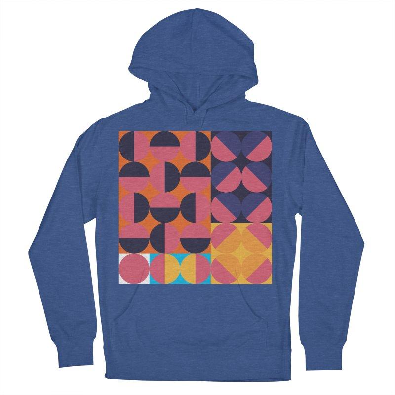 Geometric Design Series 4, Poster 8 Men's Pullover Hoody by Madeleine Hettich Design & Illustration