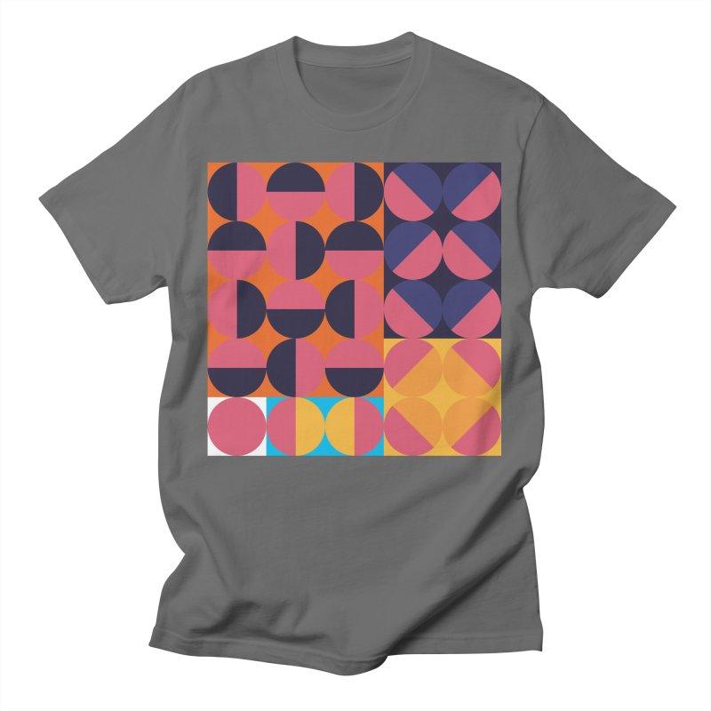 Geometric Design Series 4, Poster 8 Men's T-Shirt by Madeleine Hettich Design & Illustration