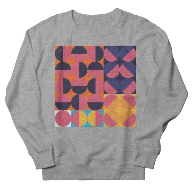 Geometric Design Series 4, Poster 8 Women's French Terry Sweatshirt by Madeleine Hettich Design & Illustration
