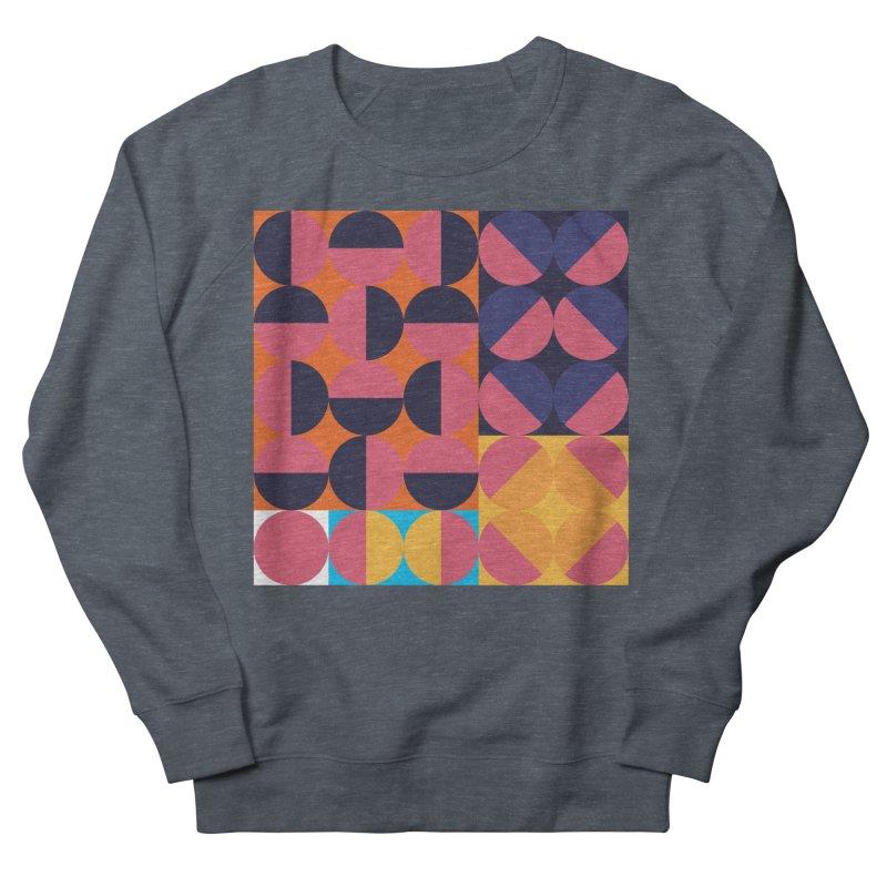 Geometric Design Series 4, Poster 8 Men's Sweatshirt by Madeleine Hettich Design & Illustration
