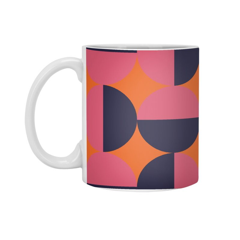 Geometric Design Series 4, Poster 8 Accessories Standard Mug by Madeleine Hettich Design & Illustration