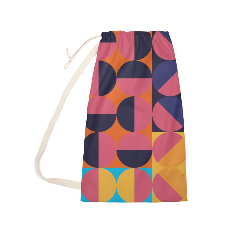Geometric Design Series 4, Poster 8 Accessories Laundry Bag Bag by Madeleine Hettich Design & Illustration