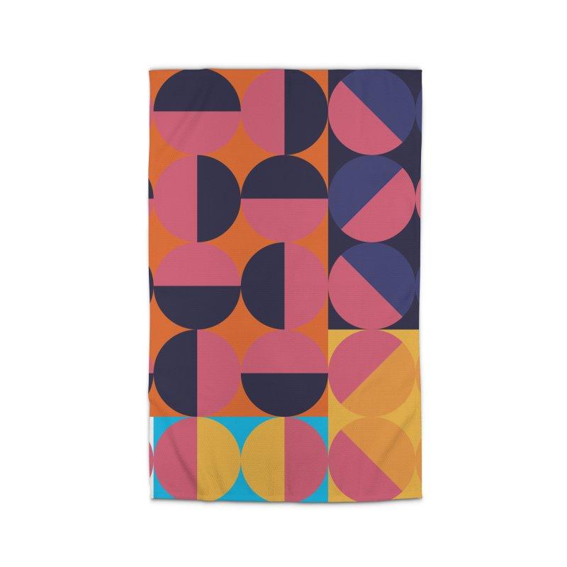 Geometric Design Series 4, Poster 8 Home Rug by Madeleine Hettich Design & Illustration