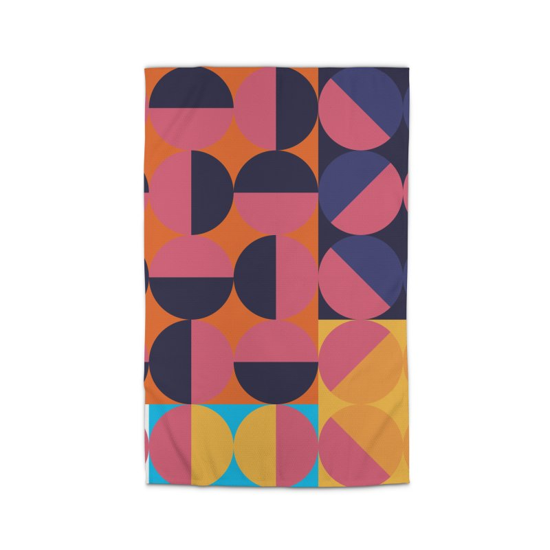 Geometric Design Series 4, Poster 8 Home Rug by Madeleine Hettich Design & Illustration