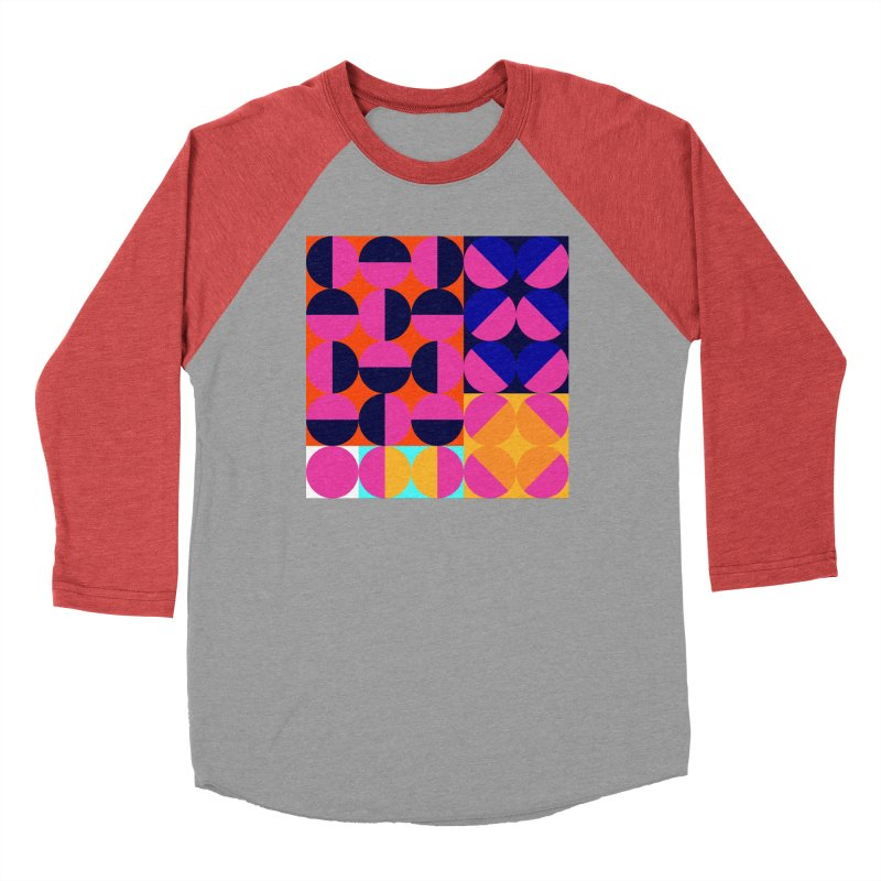 Geometric Design Series 4, Poster 8 (Version2) Men's Longsleeve T-Shirt by Madeleine Hettich Design & Illustration