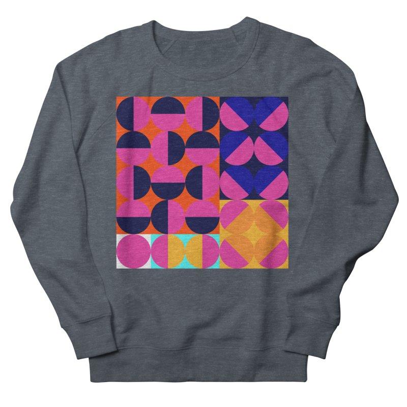 Geometric Design Series 4, Poster 8 (Version2) Women's Sweatshirt by Madeleine Hettich Design & Illustration