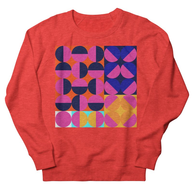 Geometric Design Series 4, Poster 8 (Version2) Men's Sweatshirt by Madeleine Hettich Design & Illustration