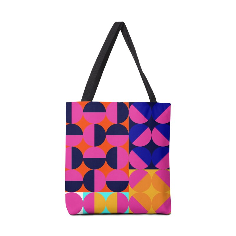 Geometric Design Series 4, Poster 8 (Version2) Accessories Bag by Madeleine Hettich Design & Illustration