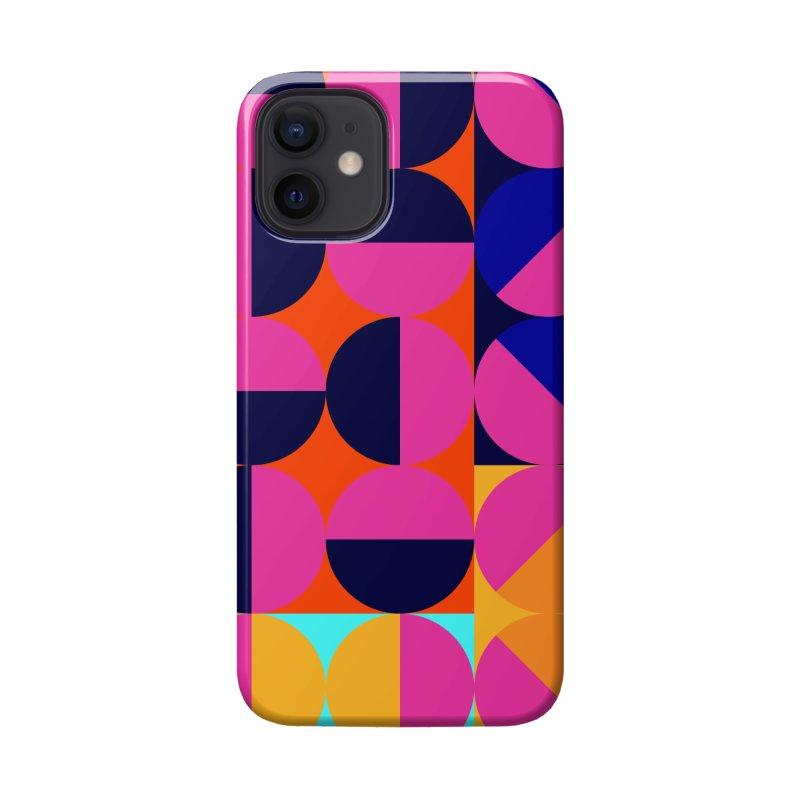 Geometric Design Series 4, Poster 8 (Version2) Accessories Phone Case by Madeleine Hettich Design & Illustration