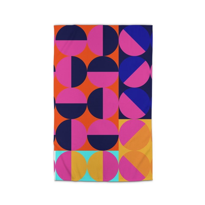 Geometric Design Series 4, Poster 8 (Version2) Home Rug by Madeleine Hettich Design & Illustration
