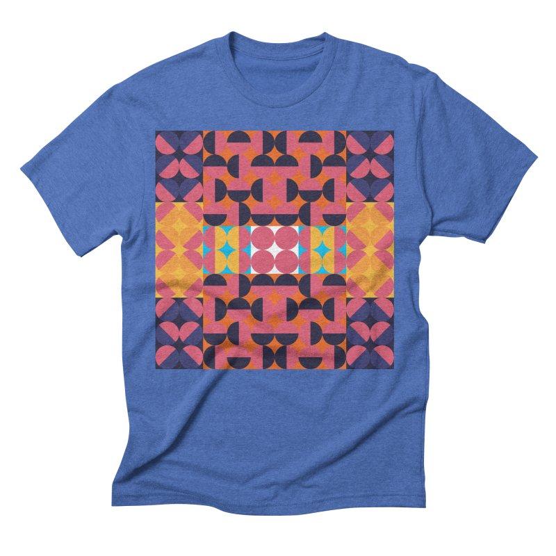 Geometric Design Series 4, Poster 7 Men's T-Shirt by Madeleine Hettich Design & Illustration