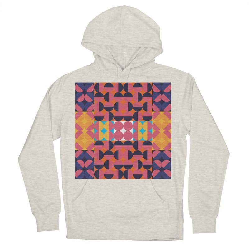 Geometric Design Series 4, Poster 7 Women's French Terry Pullover Hoody by Madeleine Hettich Design & Illustration