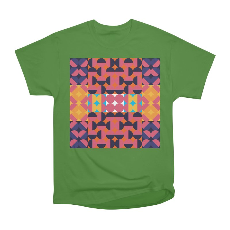 Geometric Design Series 4, Poster 7 Women's Classic Unisex T-Shirt by Madeleine Hettich Design & Illustration