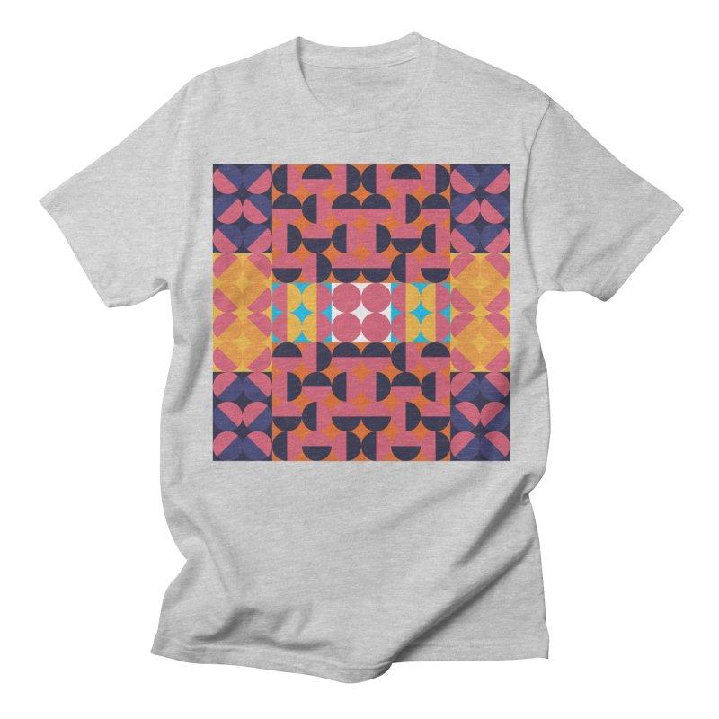 Geometric Design Series 4, Poster 7 Women's Unisex T-Shirt by Madeleine Hettich Design & Illustration