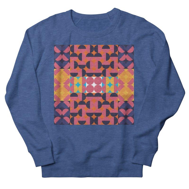 Geometric Design Series 4, Poster 7 Women's French Terry Sweatshirt by Madeleine Hettich Design & Illustration