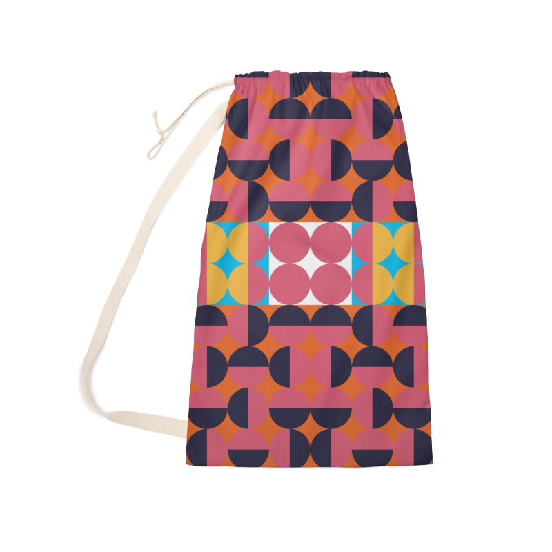 Geometric Design Series 4, Poster 7 Accessories Laundry Bag Bag by Madeleine Hettich Design & Illustration