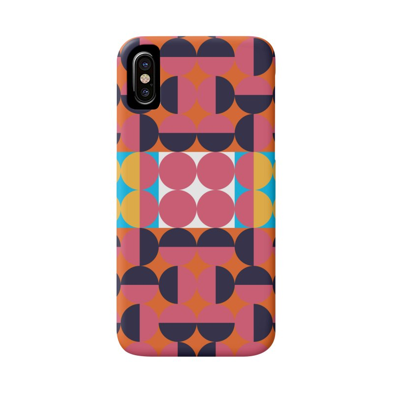 Geometric Design Series 4, Poster 7 Accessories Phone Case by Madeleine Hettich Design & Illustration