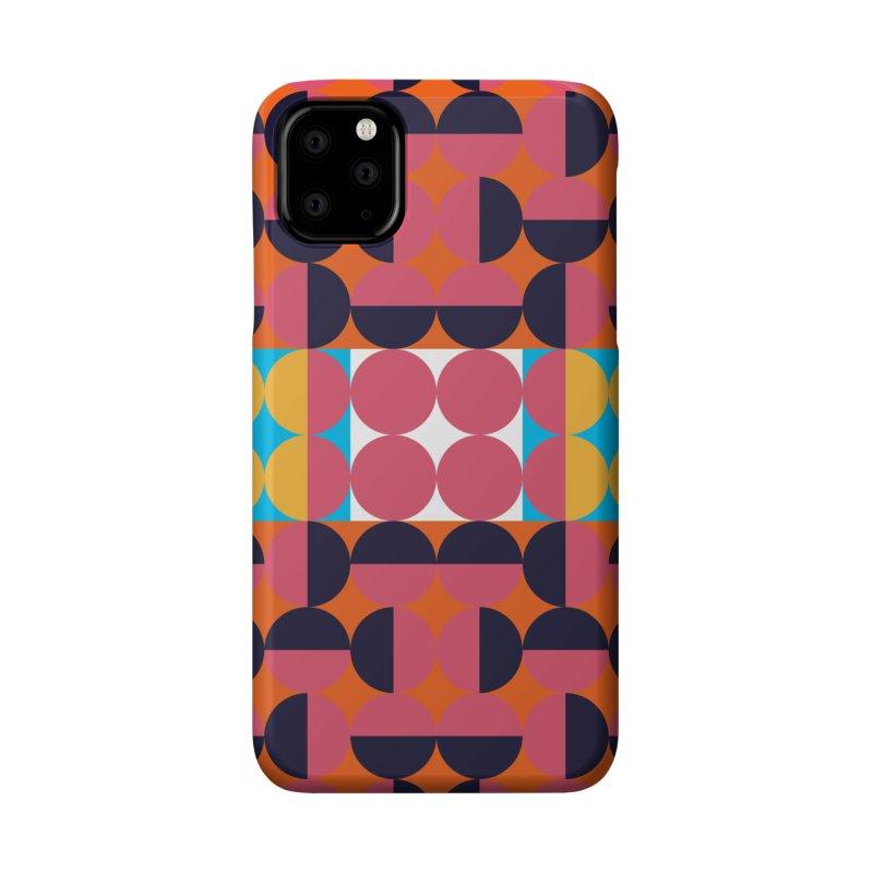 Geometric Design Series 4, Poster 7 Accessories Phone Case by Madeleine Hettich Design & Illustration