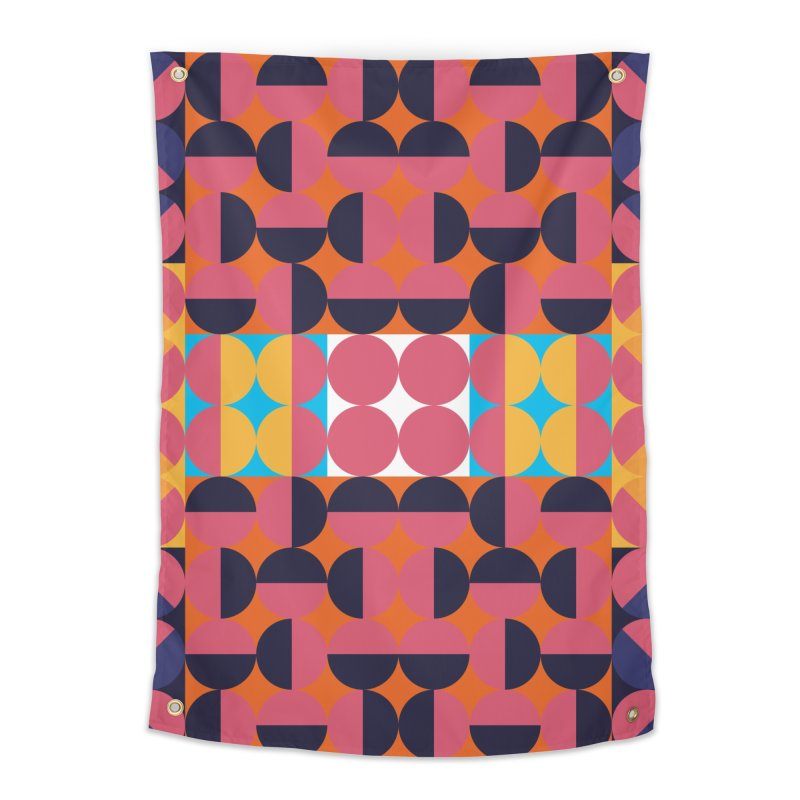 Geometric Design Series 4, Poster 7 Home Tapestry by Madeleine Hettich Design & Illustration