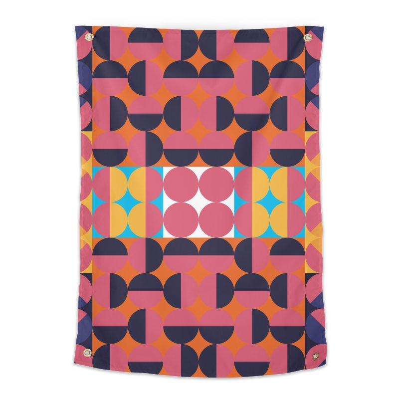 Geometric Design Series 4, Poster 7 Home Tapestry by Madeleine Hettich Design & Illustration