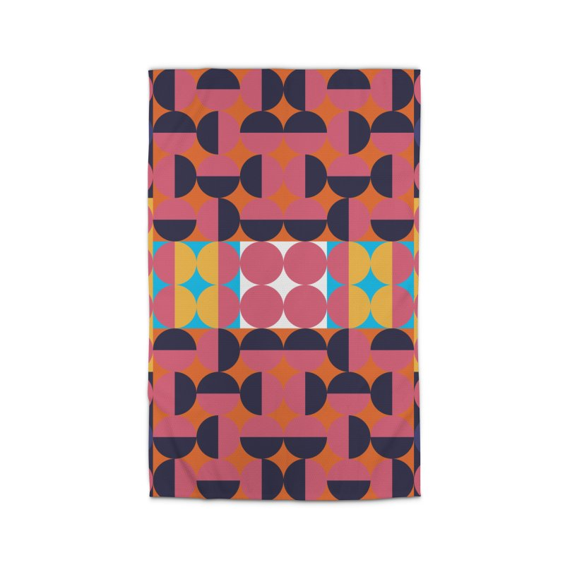Geometric Design Series 4, Poster 7 Home Rug by Madeleine Hettich Design & Illustration
