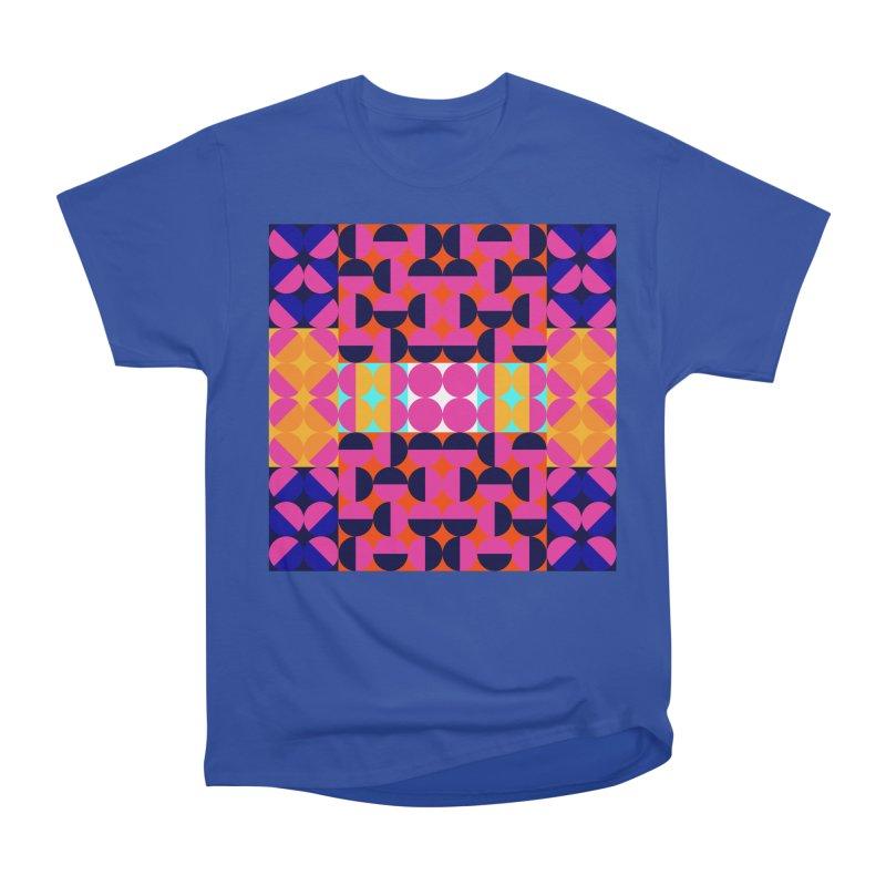 Geometric Design Series 4, Poster 7(Version 2) Women's Classic Unisex T-Shirt by Madeleine Hettich Design & Illustration