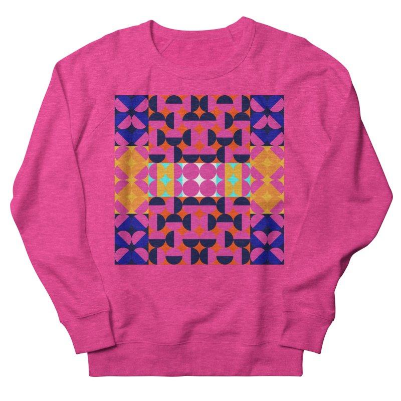 Geometric Design Series 4, Poster 7(Version 2) Women's Sweatshirt by Madeleine Hettich Design & Illustration