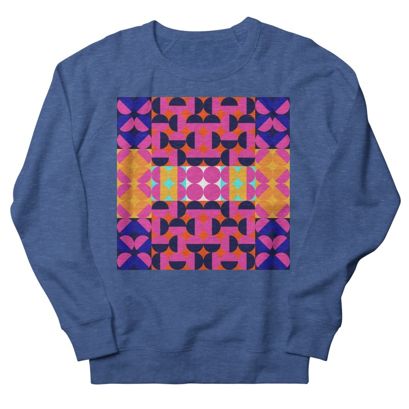 Geometric Design Series 4, Poster 7(Version 2) Men's Sweatshirt by Madeleine Hettich Design & Illustration