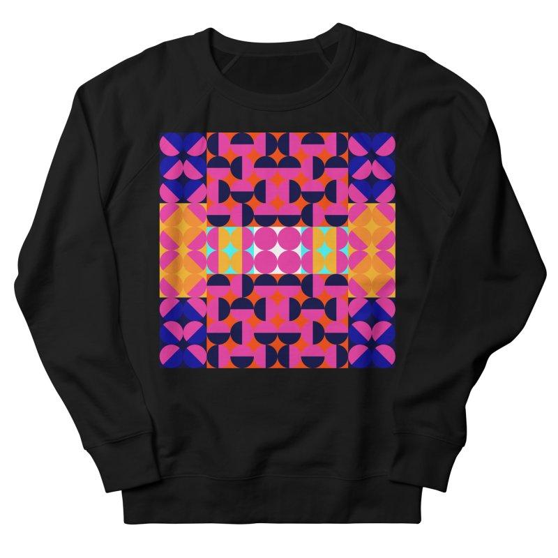 Geometric Design Series 4, Poster 7(Version 2) Men's Sweatshirt by Madeleine Hettich Design & Illustration
